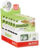 ALPINE AL200216 Sleepsoft Ohrstöpsel, 6 Paar