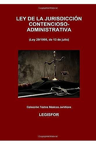 Ley de la Jurisdicción Contencioso