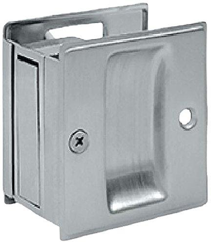 Deltana SDP25U26D 2 1/2-Inch x 2 3/4-Inch Passage Pocket Locks by Deltana -