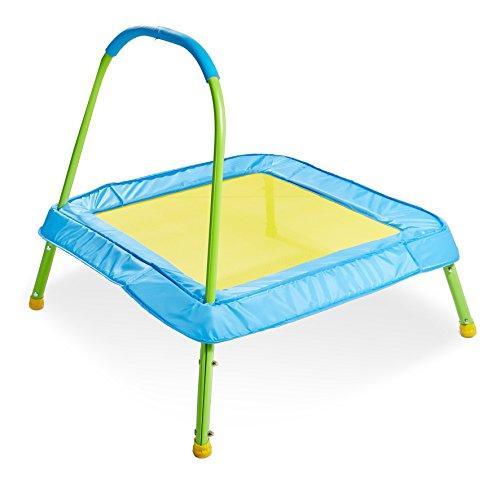 Trampoline pour enfants facile à monter de Kid Active
