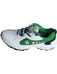 info for e4d1b fc6fb CA Sprint Green Cricket Shoes (EU-Size 42)