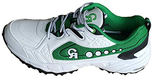 CA Sprint Green Cricket Shoes (EU-Size 42)