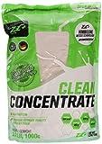 Zec+ Clean Concentrate - 1000 G, Molkenprotein Whey Pulver, Geschmack Weiße Schokolade Himbeere