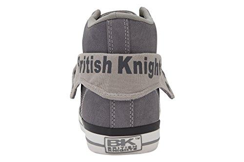 British Knights Roco - Tennis montantes - homme Gris