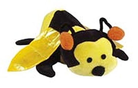Mädchen Kinder Kleinkind Biene Gelb Schwarz Fancy Dress Tutu Bopper Wand Leotard Catsuit -Mix & Match Outfit (Einheitsgröße, BEE HAT)