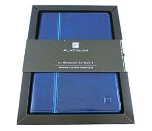 Platinum PT-MMSPF2L Kope Series Leather Case for Surface Pro 3 - Blue