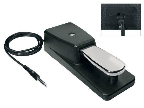 Sustain-Pedal für Keyboards (u.a. für Yamaha FC4 und Casio SP2)