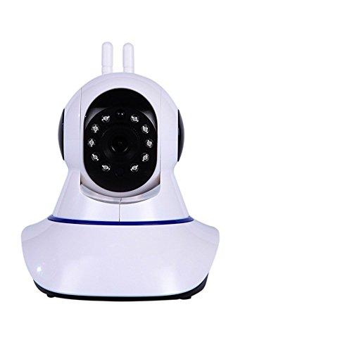 Wireless-WIFI-Netzwerk-Sicherheits-Überwachungskamera, HD-Nachtsicht-Monitor, mobile Fernbedienung Babyphone, Home-Monitoring, Aufnahme, Zwei-Wege-Sprach-Gegensprechanlage, Bewegungserkennung Alarm, 1080P