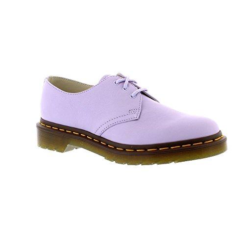 Bell Heather (Dr Martens 1461 - Purple Heather Virginia 6 UK)