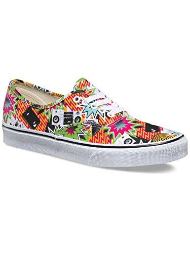 Vans Hombre Ua Authentic zapatos de gimnasia multicolor Size: 38.5