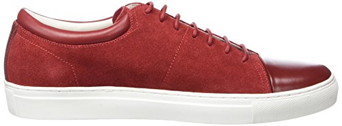 Hugo Casualfut_tenn_sd 10195390 01, Sneakers Basses Homme Rouge (Medium Red)