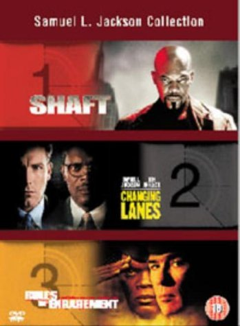 Shaft / Changing Lanes / Rules of Engagement [DVD] by Samuel L. Jackson