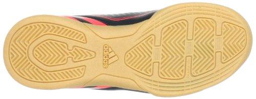 adidas Performance  Predito LZ IN J, Chaussures de Football garçon Noir - Schwarz (BLACK 1 / POP / RUNNING WHITE FTW)
