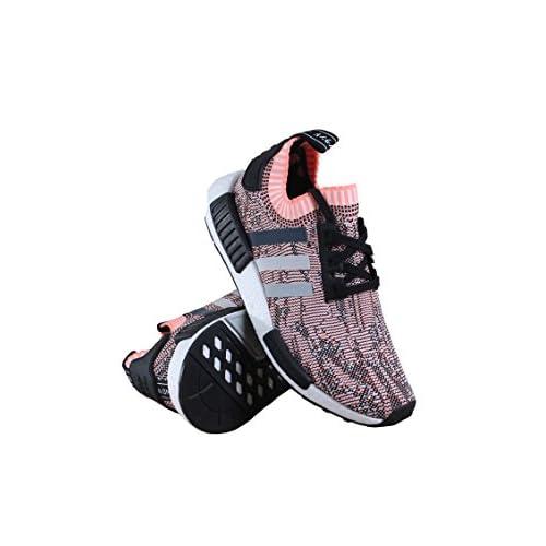 41o1sZFrscL. SS500  - Adidas Womens NMD R1 Primeknit Low Running Shoe (6.5)