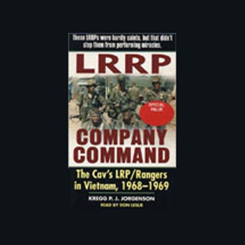LRRP Company Command  Audiolibri