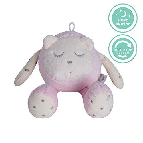 Jouet My Hummy (Szumisie) avec bruit blanc et détecteur de pleurs - Faisant une sieste - Système...