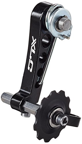 XLC Unisex- Erwachsene Kettenspanner CR-A03, Schwarz, One Size -