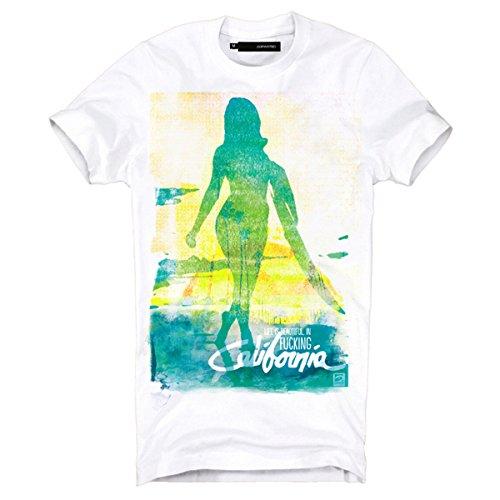 "DEPARTED Fashion Shirt ""3392-020"" Weiß"
