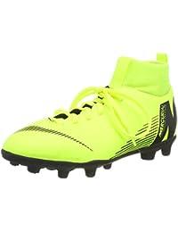 1d48abd00cd56 Amazon.it  Pelle - Scarpe da calcio   Scarpe sportive  Scarpe e borse