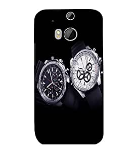 printtech Watches Back Case Cover for HTC One M9::HTC M9::HTC One Hima
