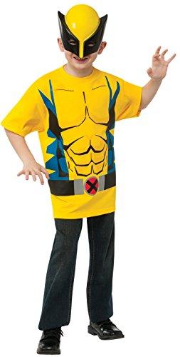 Rubie's Marvel Wolverine Kostüm Kit für EIN Kind