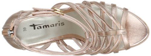 Tamaris 1-1-28035-30, Sandales femme Or (Copper 198)