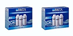 (2 Pack) - Brita Classic Cartridge Pack   3 Pac Pack   2 Pack - Super Saver - Save Money