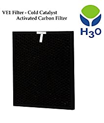ae10b5cd9c H3O Ve1 air purifier filter - catalyst Activated carbon filters