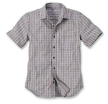 Carhartt Workwear Arbeitshemd - Slim Fit Plaid Shirt - Sand (M)