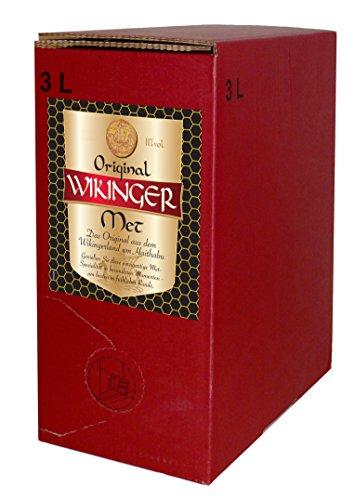 Original Wikinger Met Bag-in-Box (1 x 3 l)