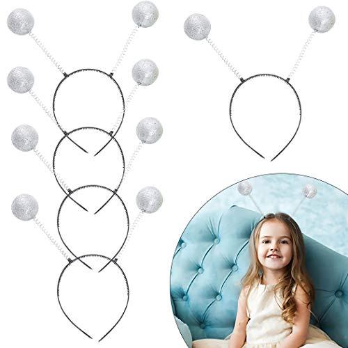 ZOYLINK 5 StÜcke Party Stirnband Kreative Nette Schaumstoffball Kostüm Stirnband Haarband für Kinder (Nette Kreative Kostüm Kinder)