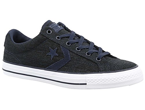 Converse Herren Star Player OX-Trainer, Blau bleu-nuit