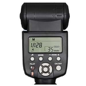 NOUVEAU Yongnuo YN560-II Flash Speedlite écran LCD pour Appareil Photo Reflex Numérique DSLR Canon Nikon 5D Mark II 7D 550D 600D etc(pas compris de batterie)