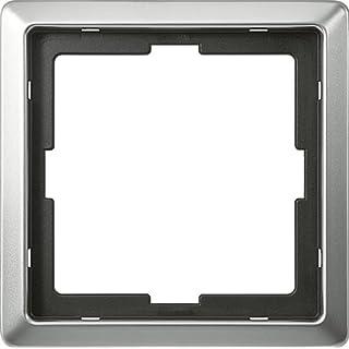 Merten 481146 ARTEC-Rahmen, 1fach, Edelstahl