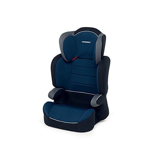 Foppapedretti Clever Seggiolino Auto, Classic Blue