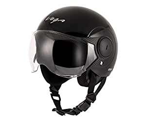 Vega Atom Black Helmet-Medium