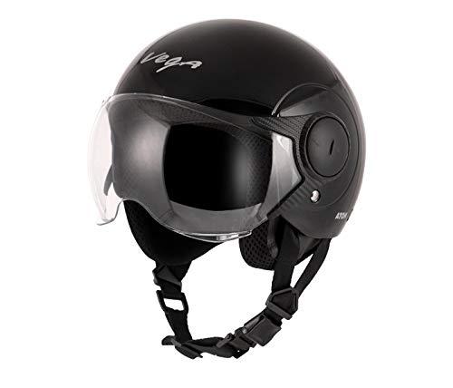 Vega Atom Black Helmet-Medium