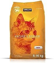 Kirkland Signature Nature's Domain Cat Food, Salmon Meal & Sweet Potato Recipe, Brown, 570940, Kirklan