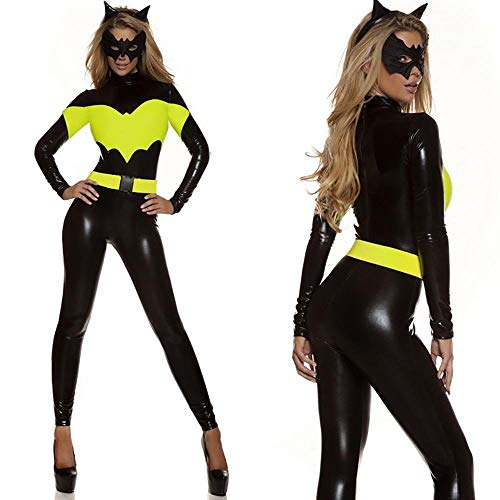 Cat Noir Kostüm Damen - Catwoman Kostüm Cat Woman Superheld Kostüm