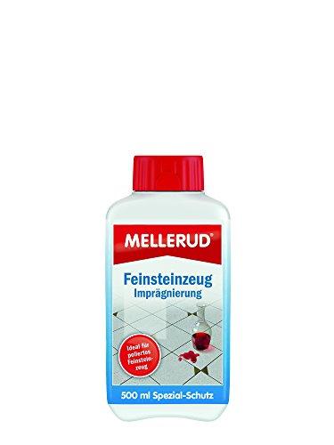 Mellerud Feinsteinzeug Imprägnierung 0,5 Liter 2001001568 (Fugen-reiniger Und Versiegelung)