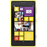 "Nokia Lumia 1020 - Smartphone libre Windows Phone (pantalla 4.5"", cámara 41 Mp, 32 GB, 1.5 GHz, 2 GB RAM), amarillo [Importado de Alemania]"