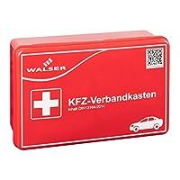 Walser 44263 KFZ Verbandskasten, Rot preisvergleich bei billige-tabletten.eu