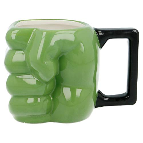Stor Marvel Fist Hulk 3D mug