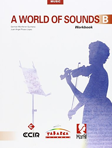 A World Of Sounds B Workbook - 9788480253482 por Germán Monferrer Quintana