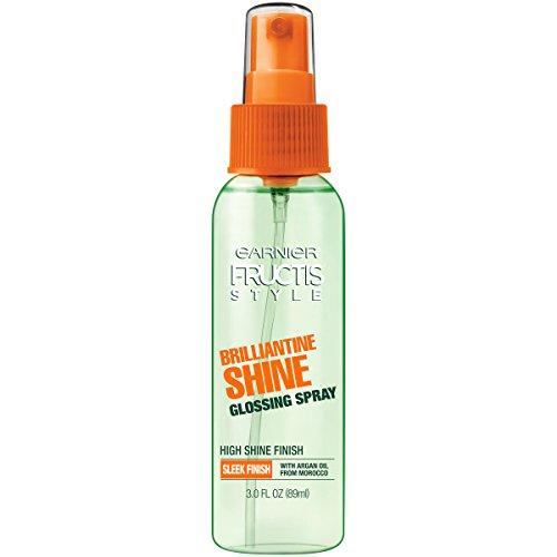 Brillantine en spray Garnier Fructis Style Shine Glossing Spray - Contrôle et éclat de longue durée - 89 ml