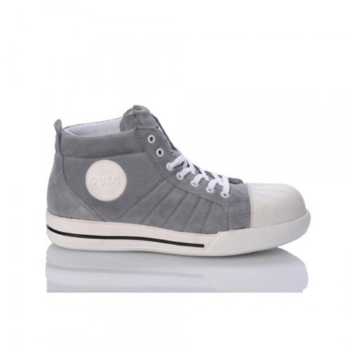 2work4 Sicherheitsschuhe S1P Sicherheitsschuhe 2WORK4 Sneaker GREY 45 Grau