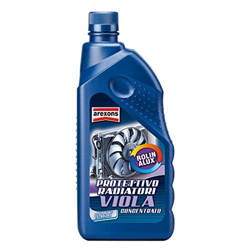 Arexons Rolin Alux 8005 Liquide de Protection concentré pour radiateur, Couleur Violet