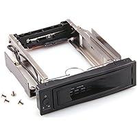SODIAL(R) Caja Extraible para Disco Duro de 3.5 pulgadas SATA Interruptor Alimentacion LED