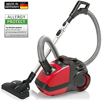 Amazon.de: Fakir Red Vac TS 120 / Bodenstaubsauger mit