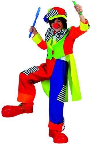 Spanky Stripes Clown Ch Small by Funny Fashion -
